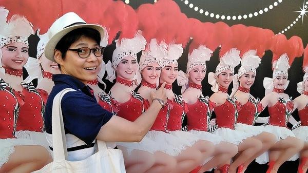宝塚歌劇 花組 颯見汐紗ちゃん出演のMESSIAH(メサイア)行ってきました。